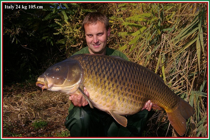 Italy Carpfishing 2009